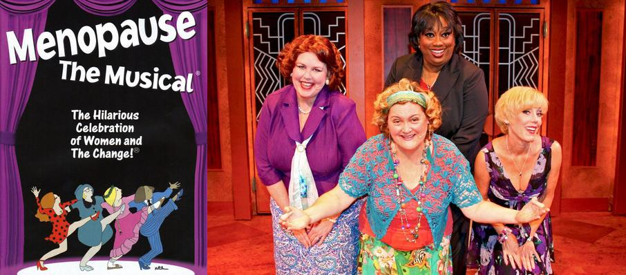 Menopause - The Musical at Stage One - Three Stages