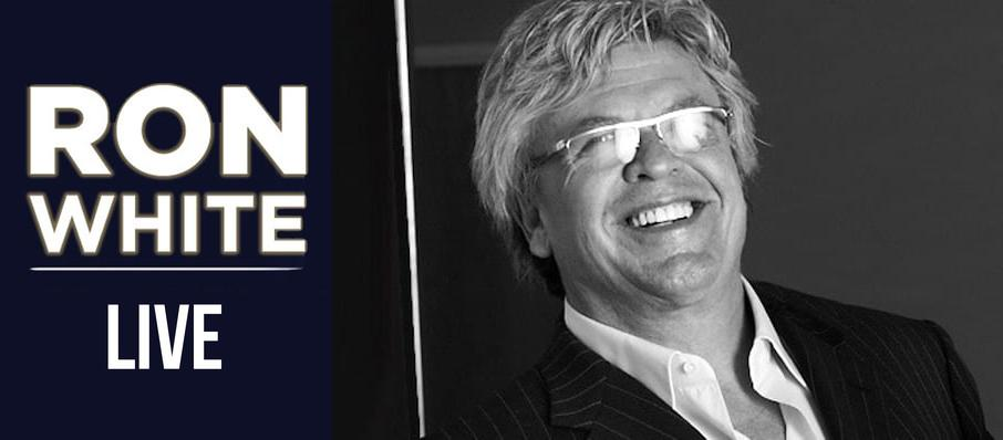 Ron White at Luther Burbank Center for the Arts