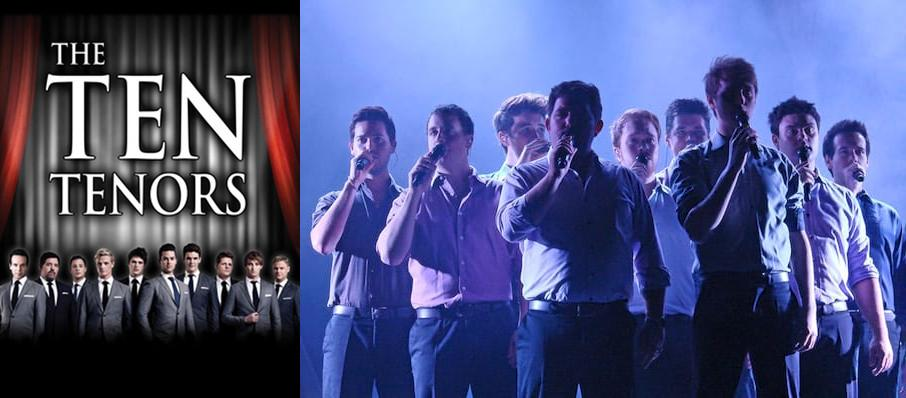 The Ten Tenors at Stage One - Three Stages