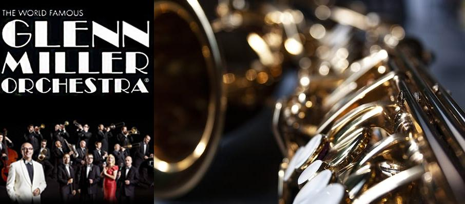 Glenn Miller Orchestra at Stage One - Three Stages