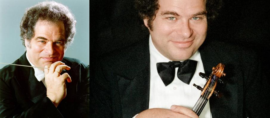 Itzhak Perlman at Crest Theatre