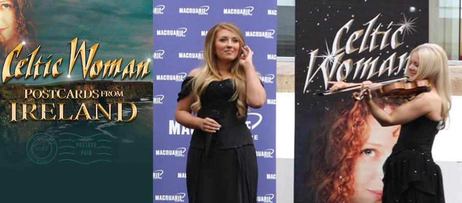 Celtic Woman at Sacramento Memorial Auditorium