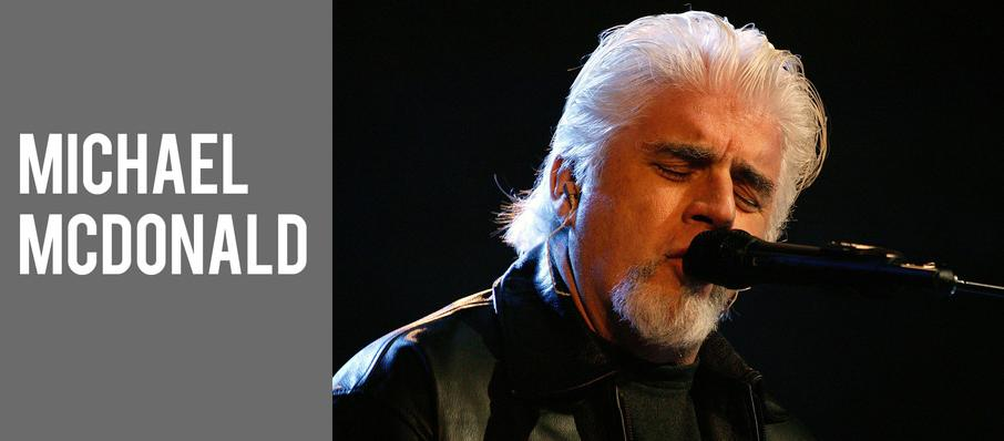 Michael McDonald at Stage One - Three Stages