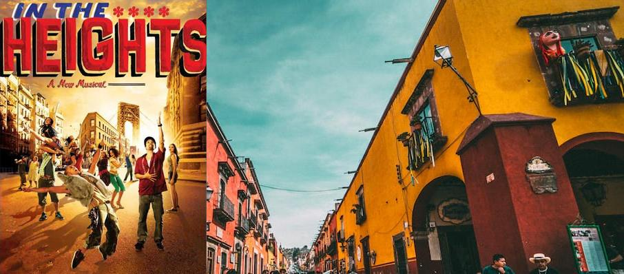 In The Heights at Wells Fargo Pavilion