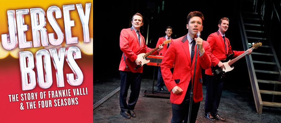 Jersey Boys at Sacramento Community Center Theater