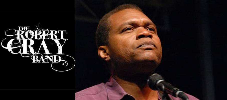 Robert Cray Band at Crest Theatre