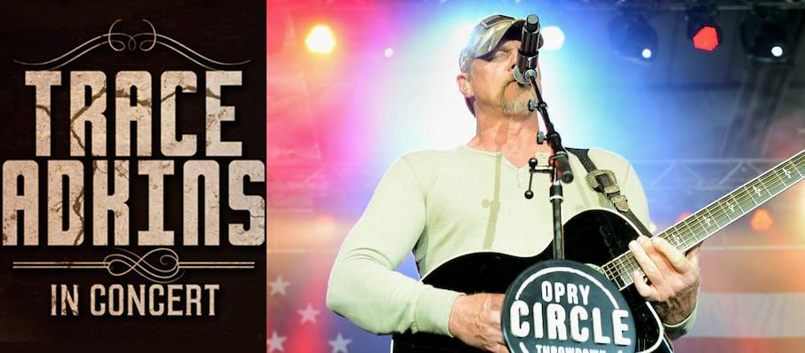 Trace Adkins at California Exposition & State Fair