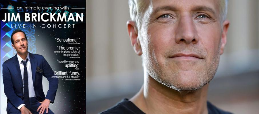Jim Brickman at Stage One - Three Stages