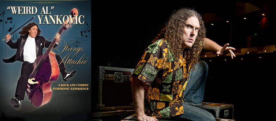 Weird Al Yankovic at Sacramento Memorial Auditorium