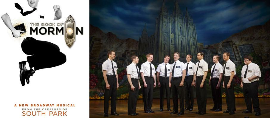 The Book of Mormon at Sacramento Community Center Theater