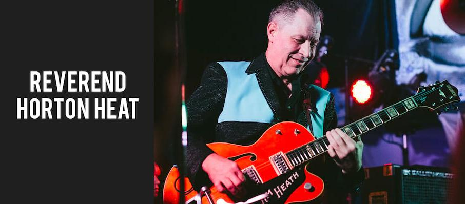 Reverend Horton Heat at Ace of Spades