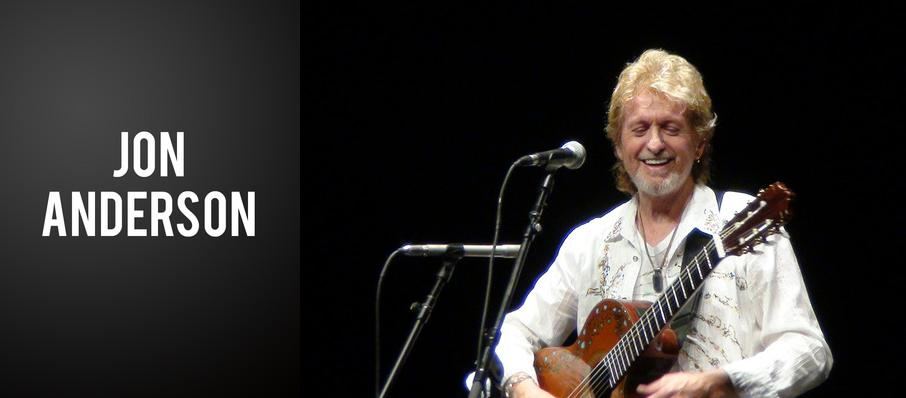Jon Anderson at Stage One - Three Stages