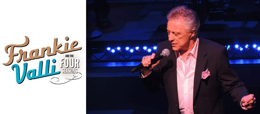 Frankie Valli & The Four Seasons at Sacramento Community Center Theater