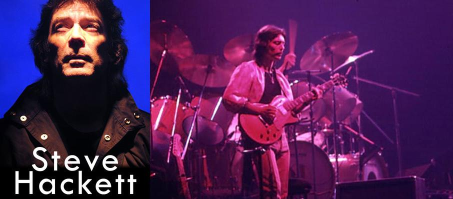 Steve Hackett at Crest Theatre