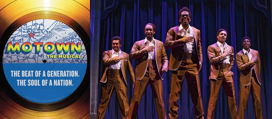 Motown - The Musical at Stage One - Three Stages