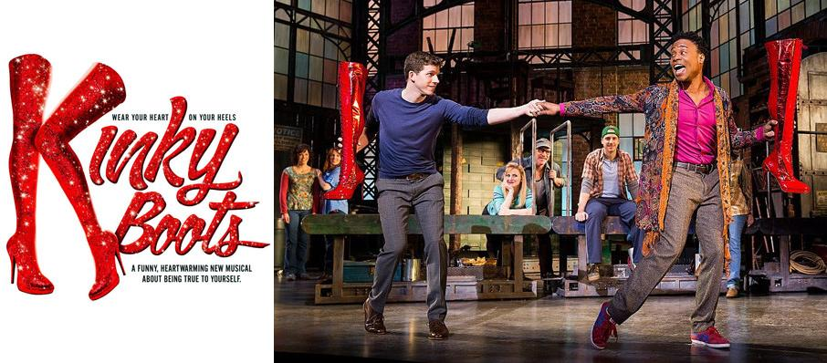 Kinky Boots at Stage One - Three Stages