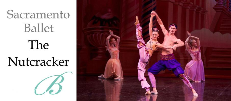 Sacramento Ballet: The Nutcracker at Sacramento Community Center Theater