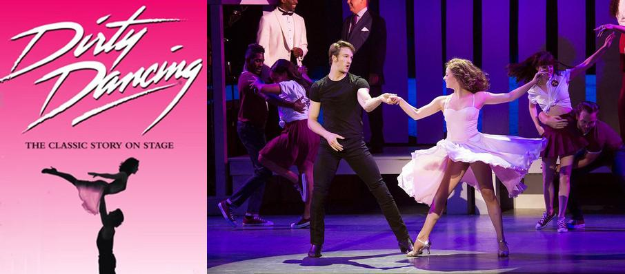 Dirty Dancing at Stage One - Three Stages