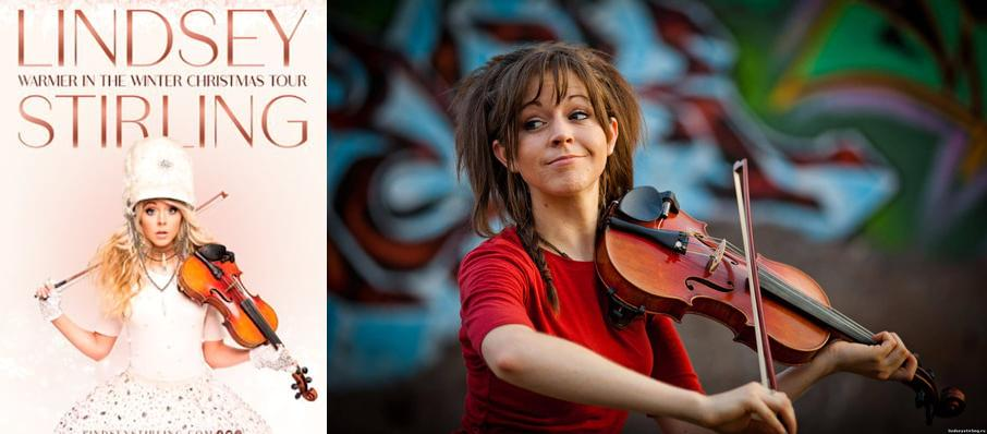 Lindsey Stirling at Golden 1 Center