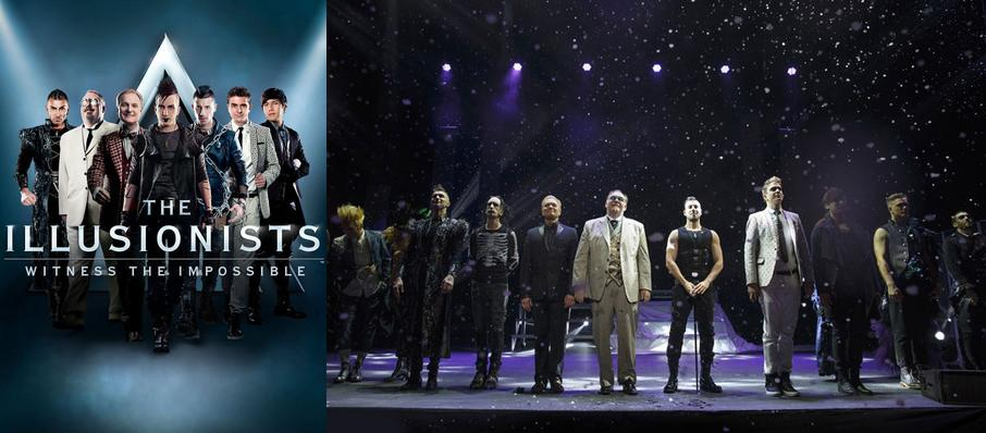 The Illusionists at Stage One - Three Stages