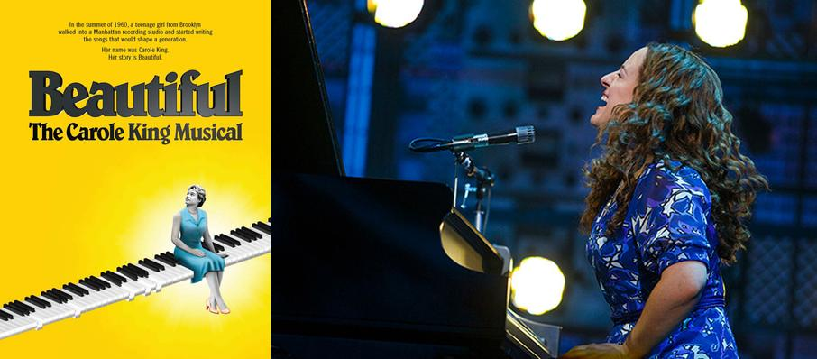 Beautiful: The Carole King Musical at Stage One - Three Stages