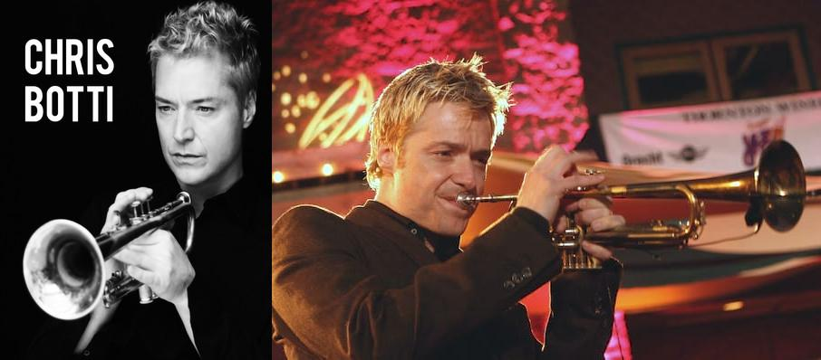 Chris Botti at Crest Theatre