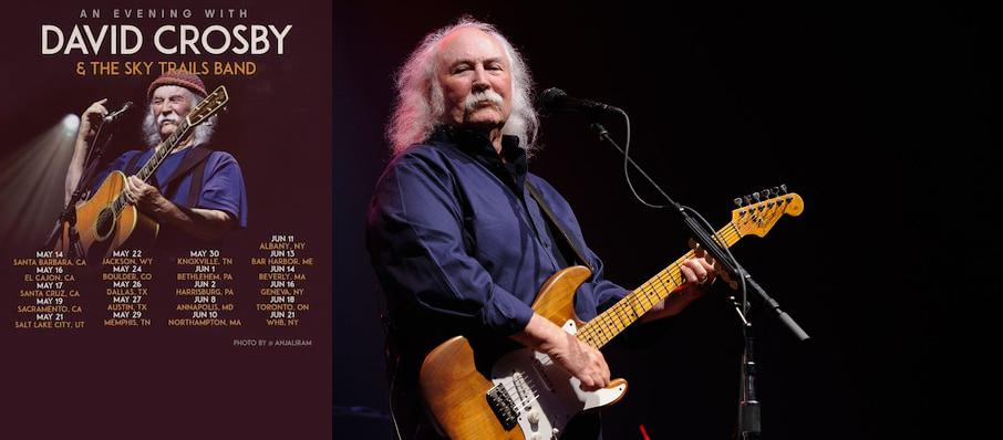 David Crosby at Crest Theatre
