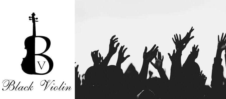 Black Violin at Luther Burbank Center for the Arts
