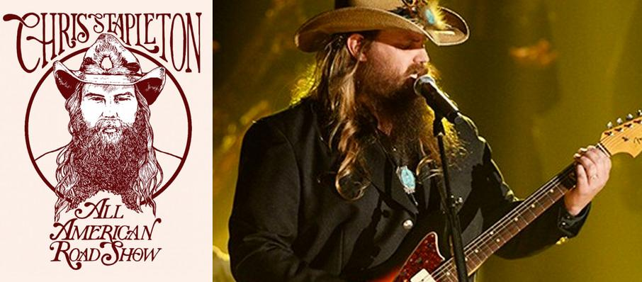 Chris Stapleton at Toyota Amphitheatre