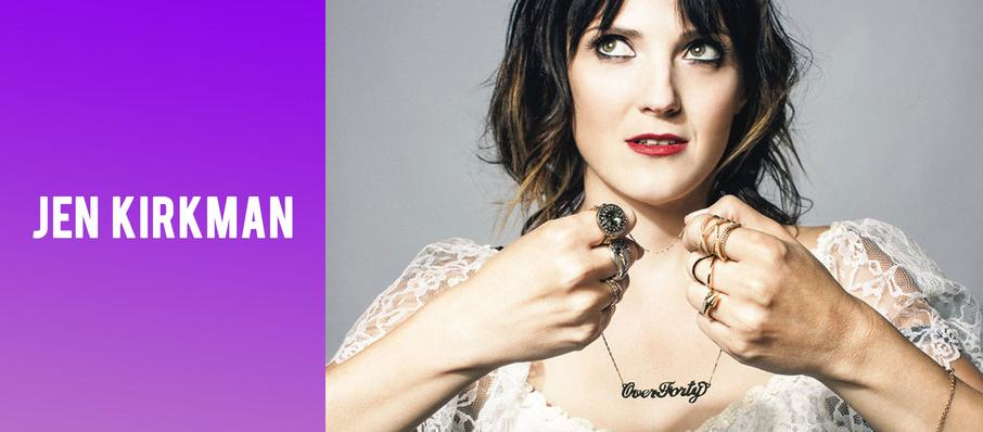Jen Kirkman at Punch Line Comedy Club