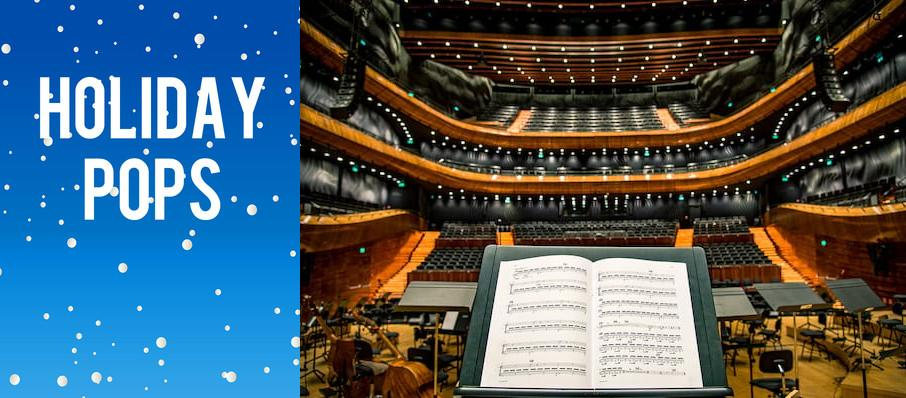Holiday Pops at Sacramento Memorial Auditorium