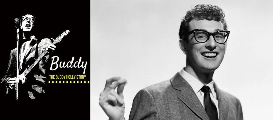The Buddy Holly Story at Stage One - Three Stages