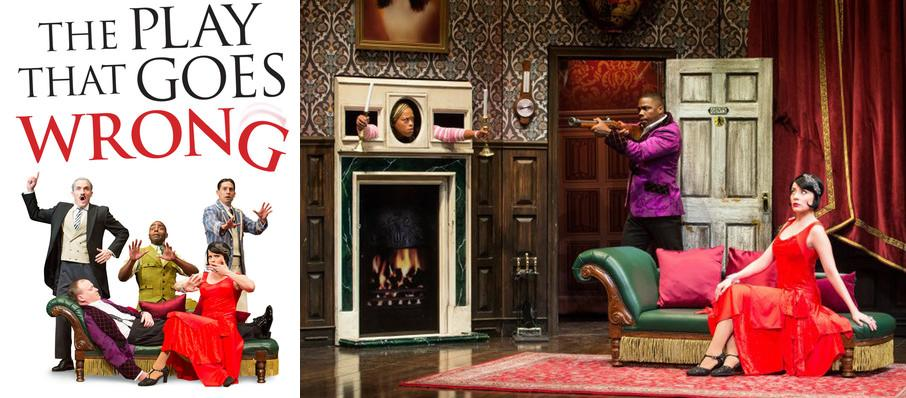 The Play That Goes Wrong at Stage One - Three Stages