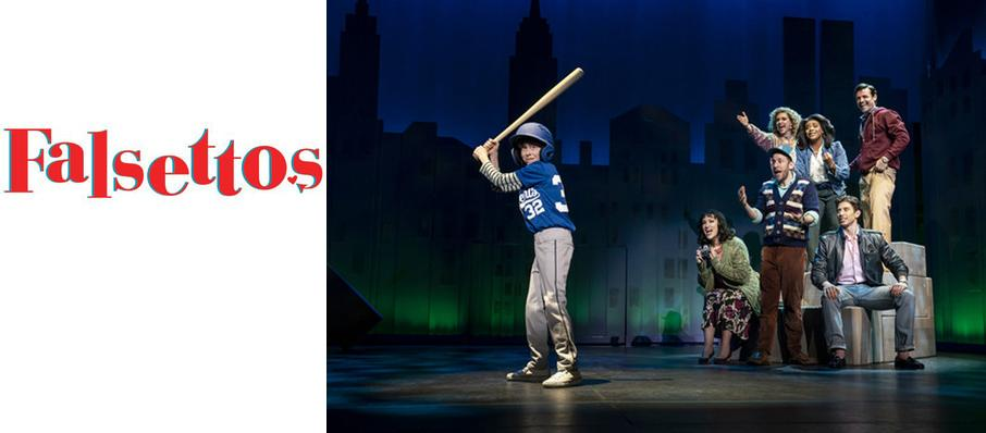 Falsettos at Sacramento Community Center Theater