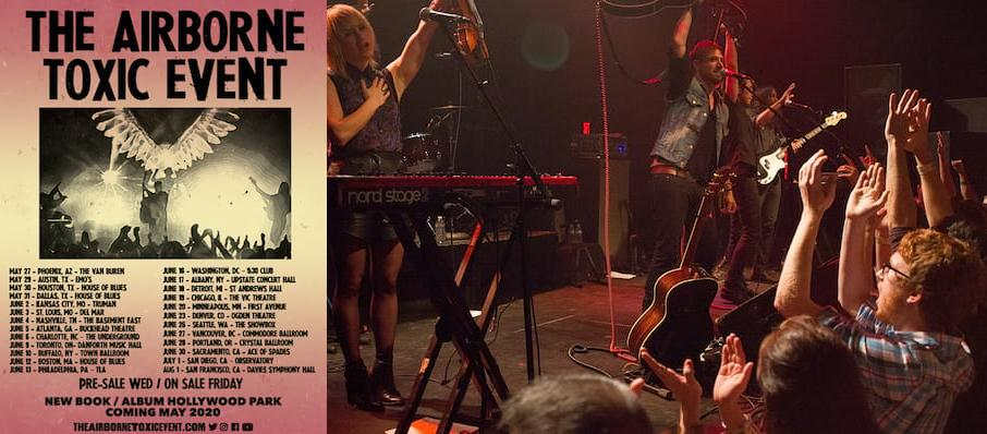 Airborne Toxic Event at Ace of Spades
