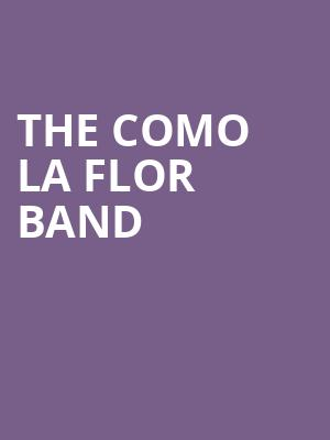 The Como La Flor Band at Ace of Spades