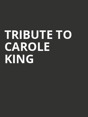 Tribute to Carole King at Stage One - Three Stages
