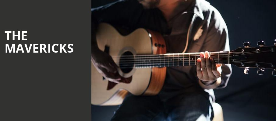 The Mavericks, Crest Theatre, Sacramento