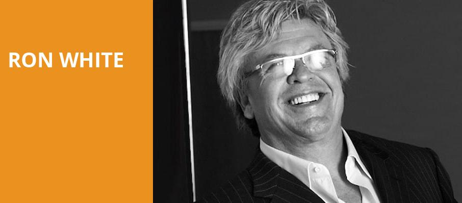 Ron White, Luther Burbank Center for the Arts, Sacramento
