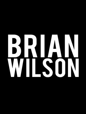 Brian Wilson Poster