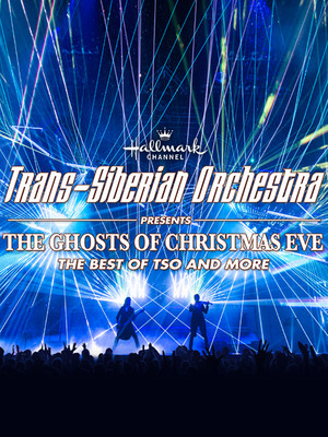 Trans siberian Orchestra The Ghosts Of Christmas Eve, Golden 1 Center, Sacramento