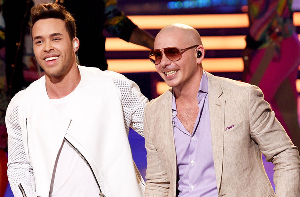 Dates announced for Pitbull & Prince Royce